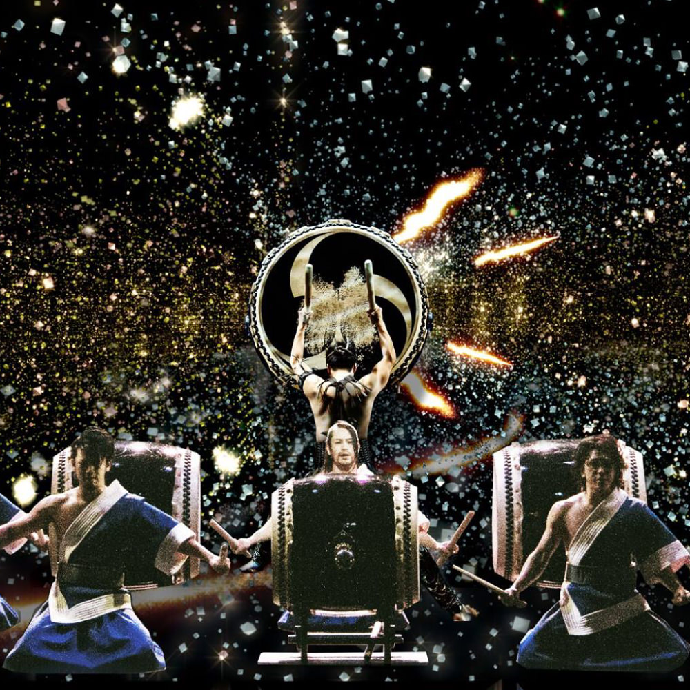 DRUM TAO 全国ツアー2016【DRUM TAO 舞響〜Bukyo〜踊る◯太鼓】映像演出・制作