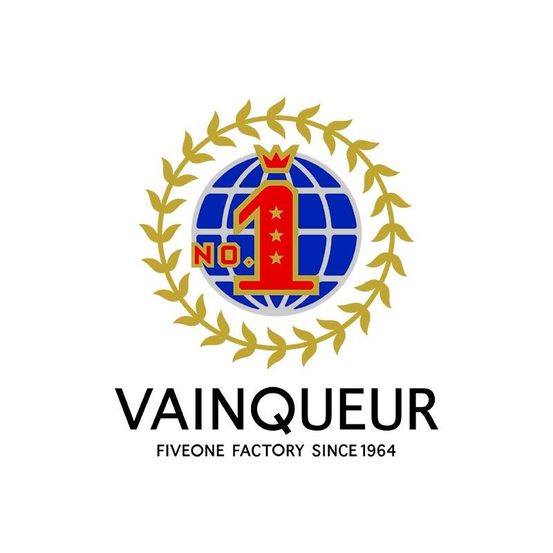 VAINQUEUR(バンクール)ロゴ制作