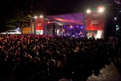 中洲ジャズ<br>Nakasu Jazz