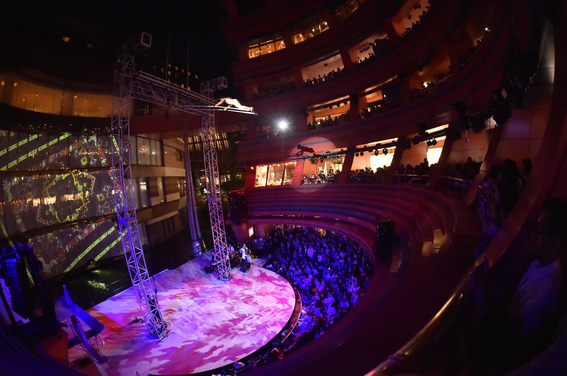 キャナルサーカス<br> Canal Circus