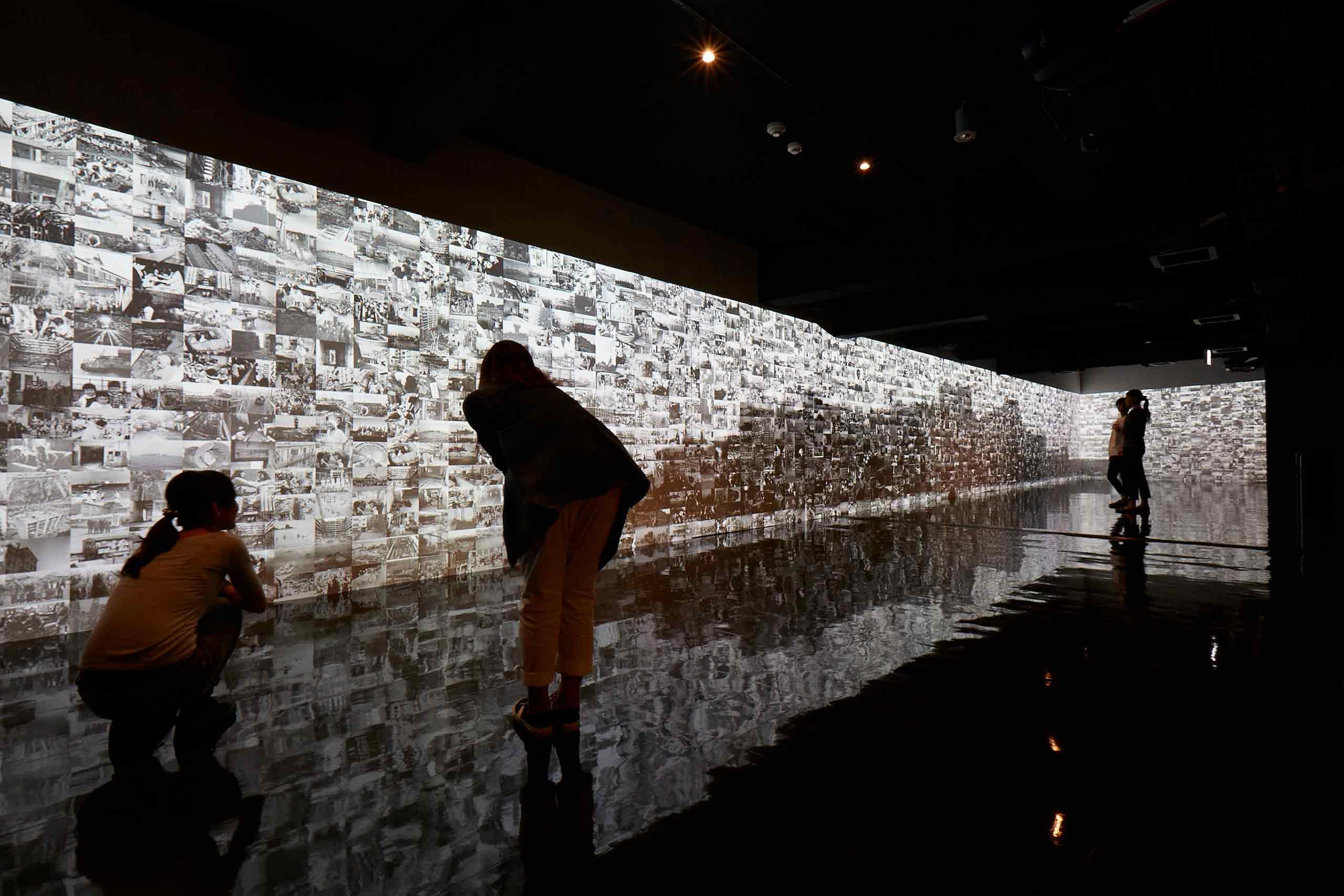 軍艦島デジタルミュージアム <br> Gunkanjima – Battle Ship Digital Museum