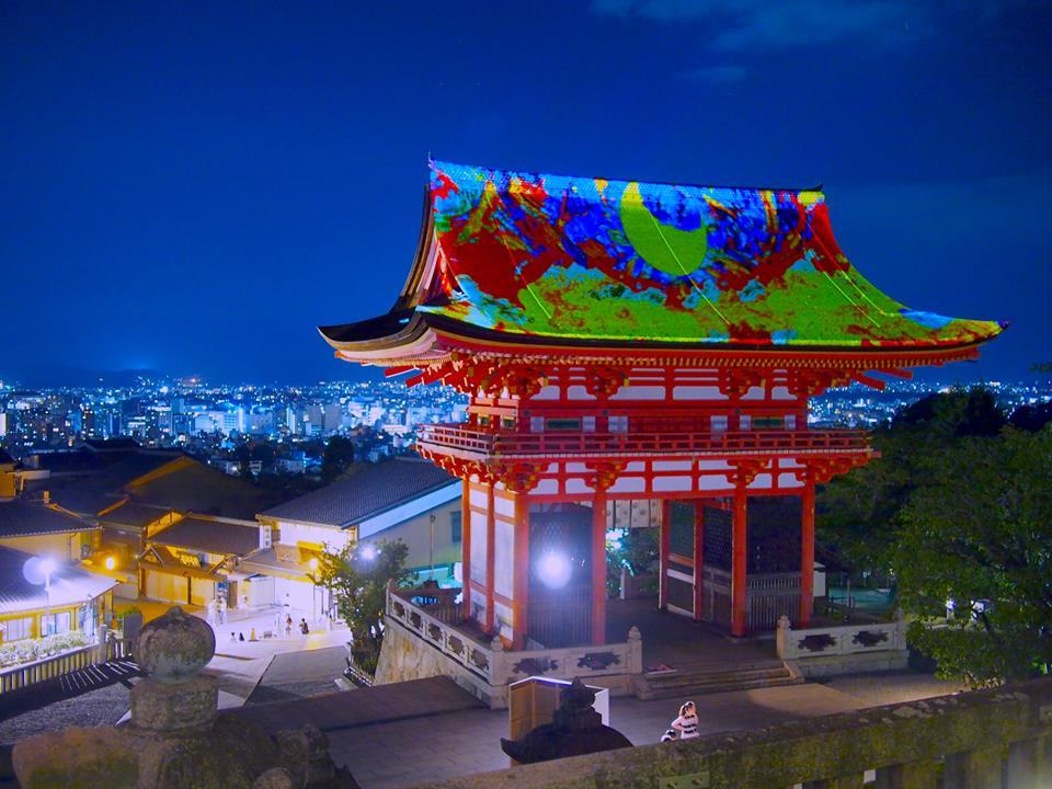"""東京音楽大学主催『平和の響き』京都公演映像演出@清水寺<br>Tokyo College of Music Classic Concert """"Sound of Peace"""" in Kyoto"""